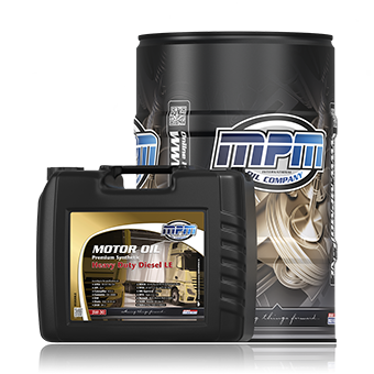 Motor Oil 5W-30 Premium Synthetic Heavy Duty Diesel LE