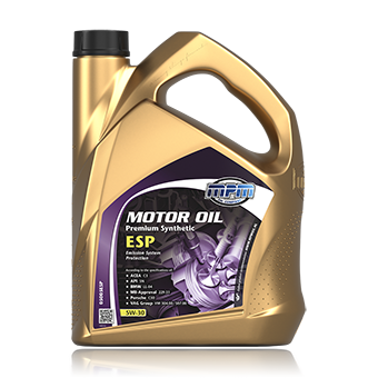 Motor Oil 5W-30 Premium Synthetic ESP